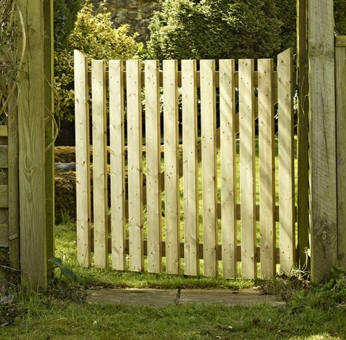 Cottage heavy duty garden gate