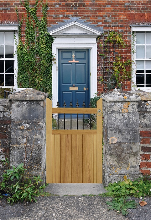 Hemington hardwood garden gate
