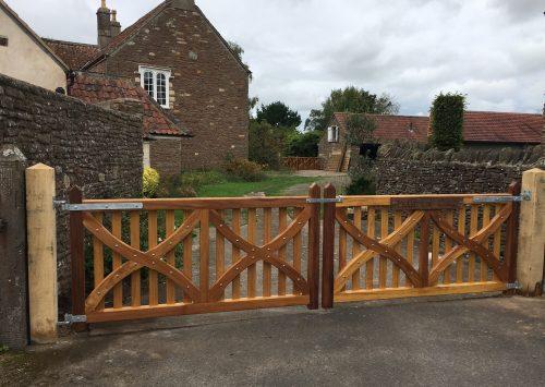 Jubilee Driveway gate