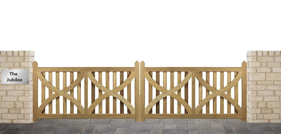 Jubilee Driveway gates