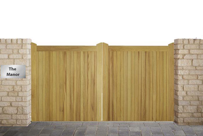 Manor Driveway gates