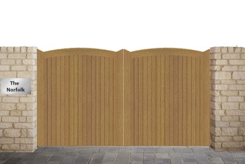 Norfolk Driveway gates