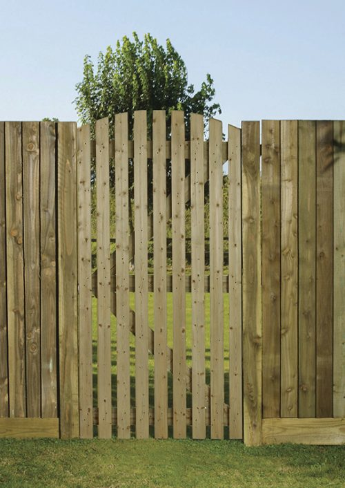 Wellow Tall Wooden Side Gate Charltons Gates And Fencing