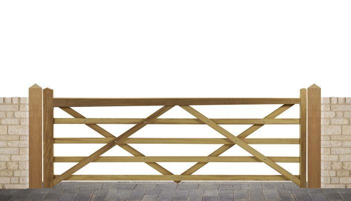 Somerset 5 bar gate