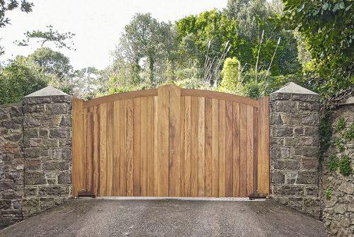 Stafford Driveway gates