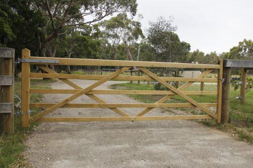 Charltons Somerset gate