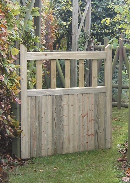 Hampton garden gate