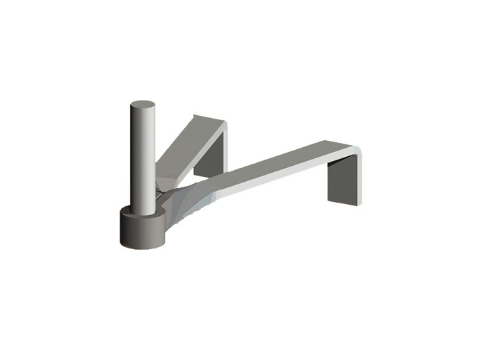 Build in hook to hang gates