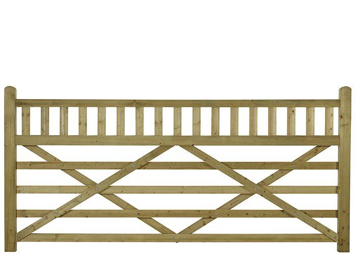 Equestrian gate