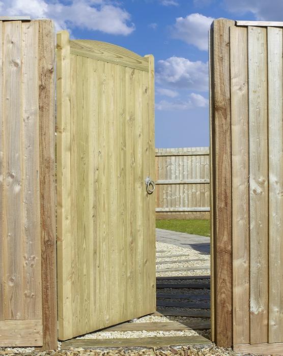 Wellow Tall Side Gate