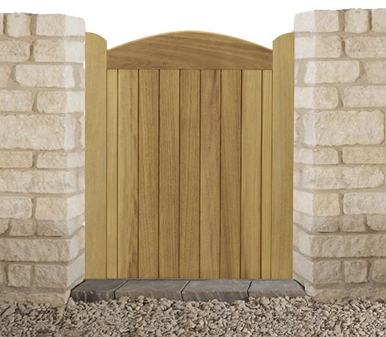 Cameo garden gate