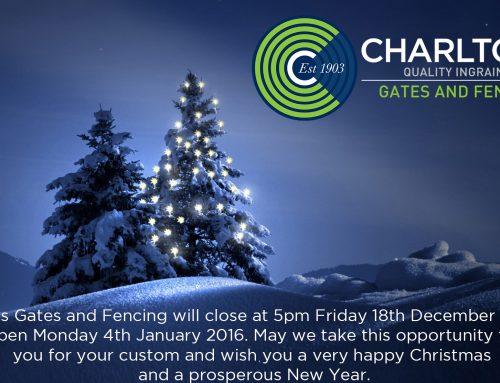Christmas Closure 2015