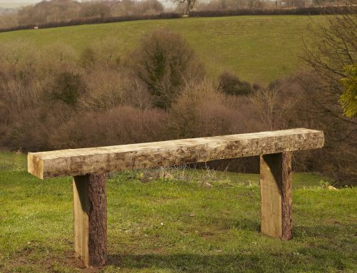 Make something different with Rustic Sleepers