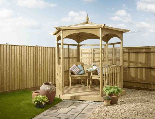 Finish your Garden in style