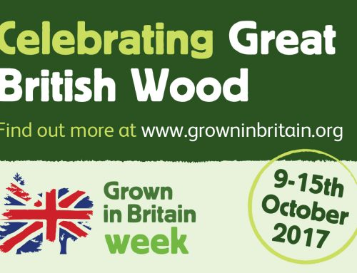 Celebrating British Wood – Grown in Britain week