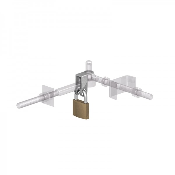 Security Anti Theft Bracket Charltons Gates And Fencing