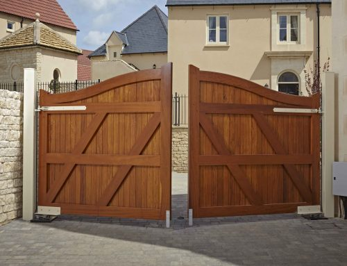 Automated Gates and Gate Safety