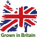 Grown in Britain logo