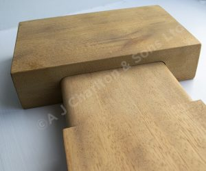 Mortice & tenon joint