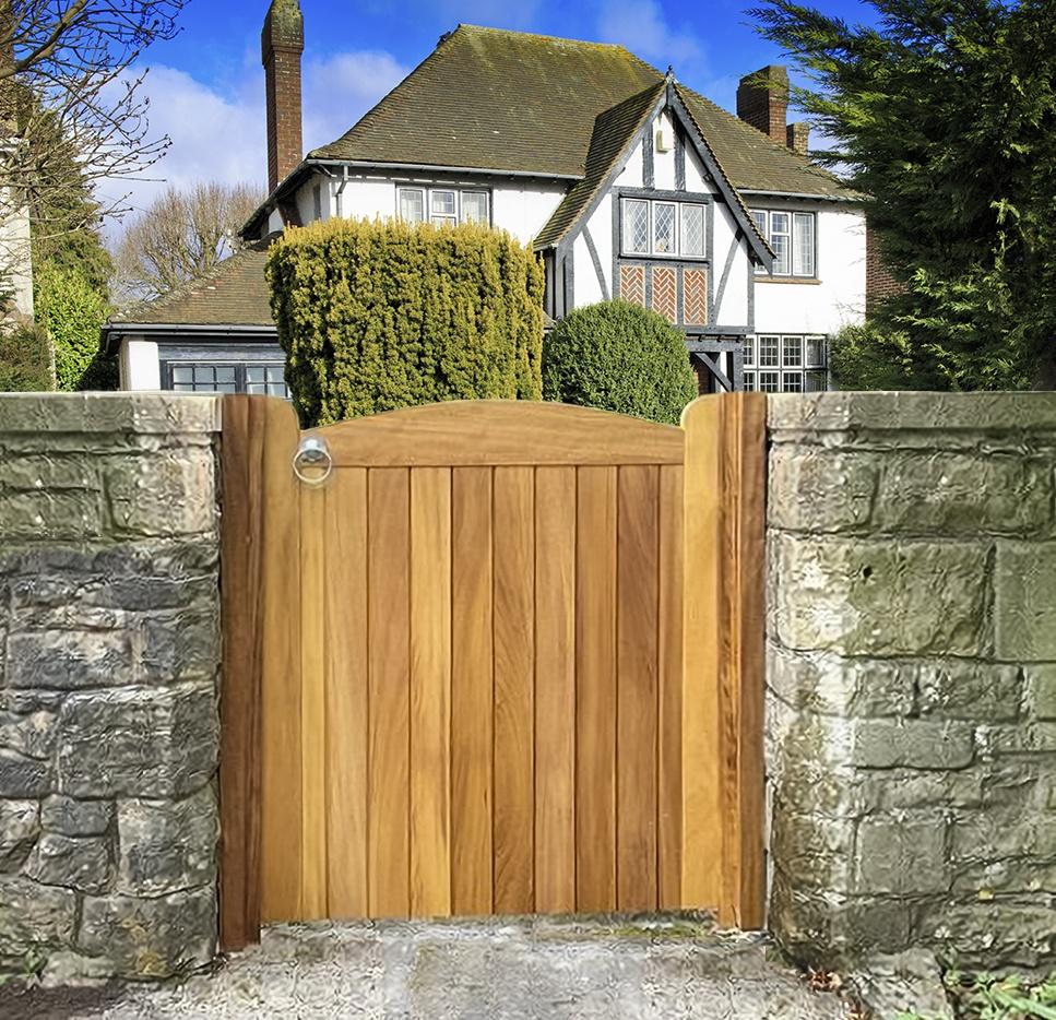 Cameo made to measure garden gate