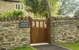 Mendip Garden Gate