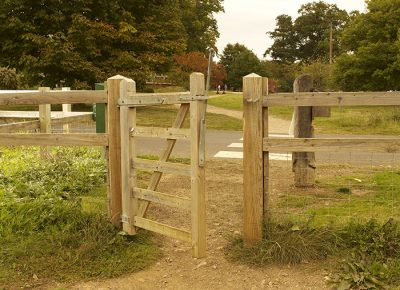 Somerset Pedestrian 5 bar gate