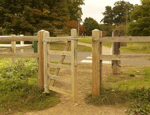 Versatility of 5 Bar Gates
