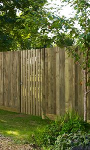 Orchard Flat side gate