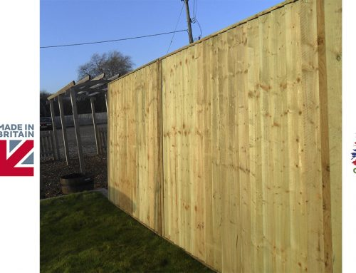 Its time to sort out your fencing!