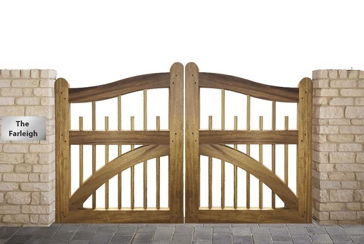 Farleigh Driveway gates