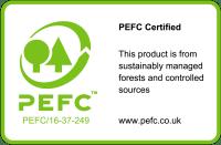 Charltons PEFC logo