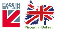 made in Britain & Grown in Britain