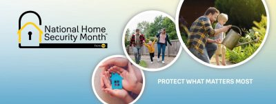 National Home Security Month 2021