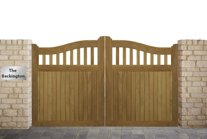 Beckington Driveway gates